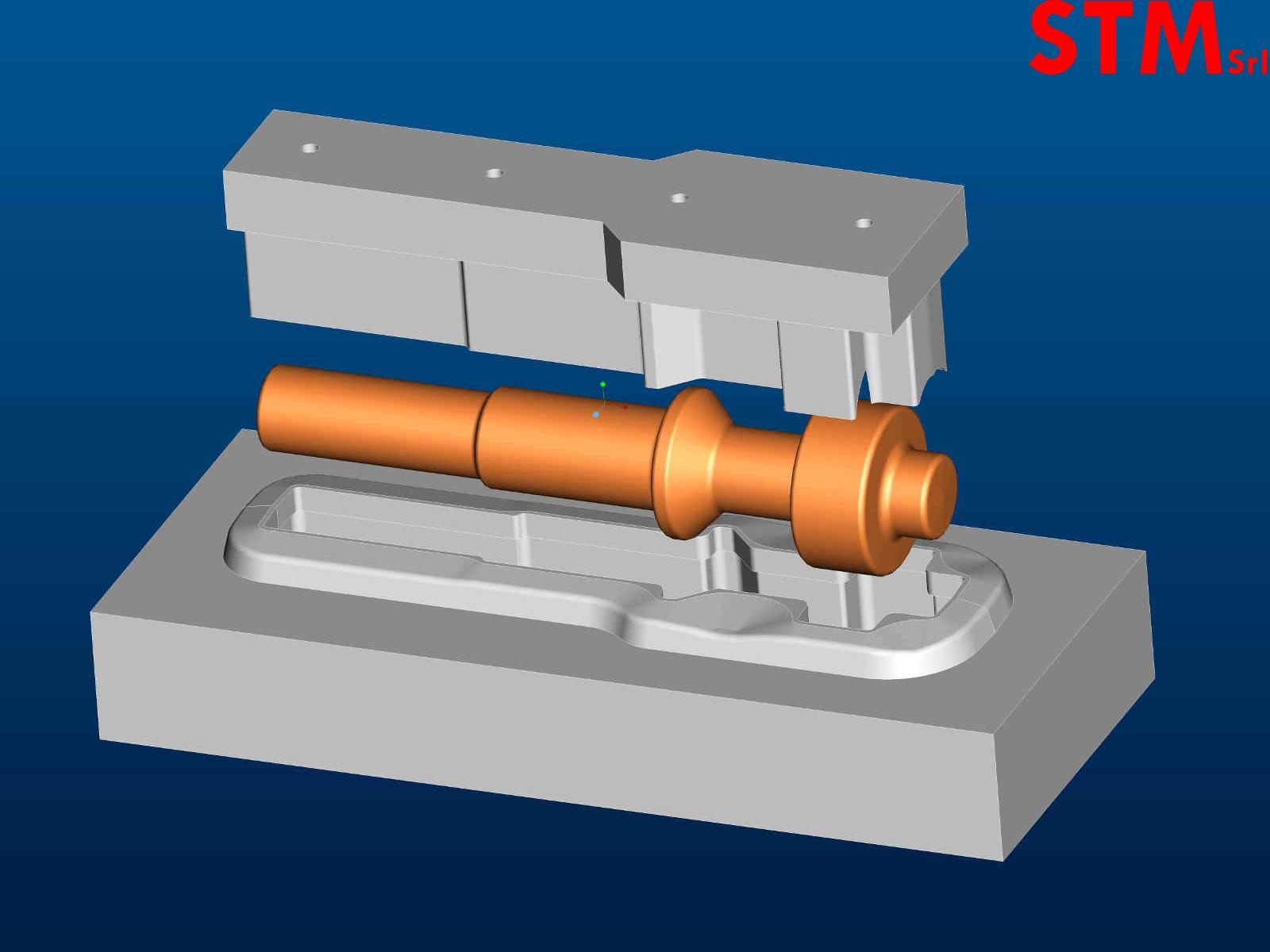 Stampo di tranciatura al CAD/CAM