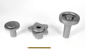 Gears, shafts, hubs and constant-velocity joints